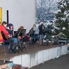 08.12.2012: Weihnachtsmarkt Dogern